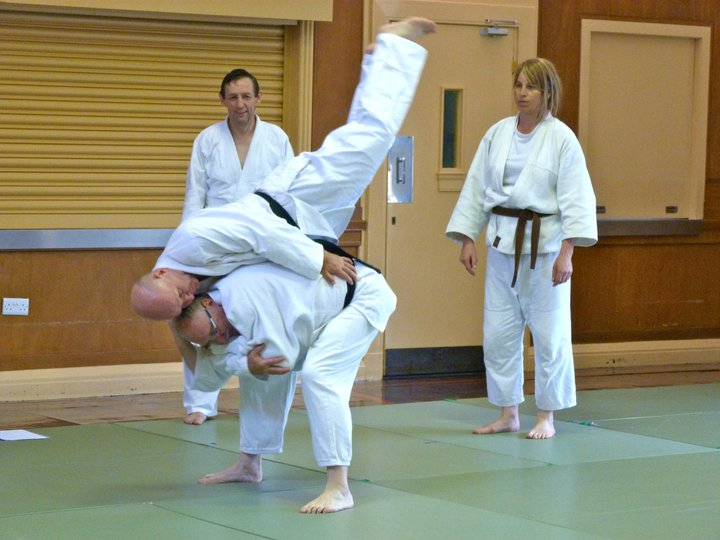60 year olds can do kata